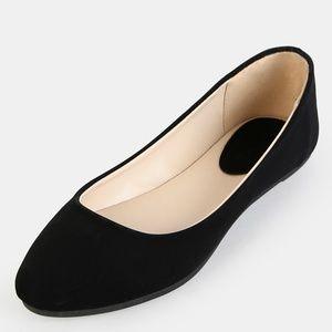 Shoes - Almond Toe Flats